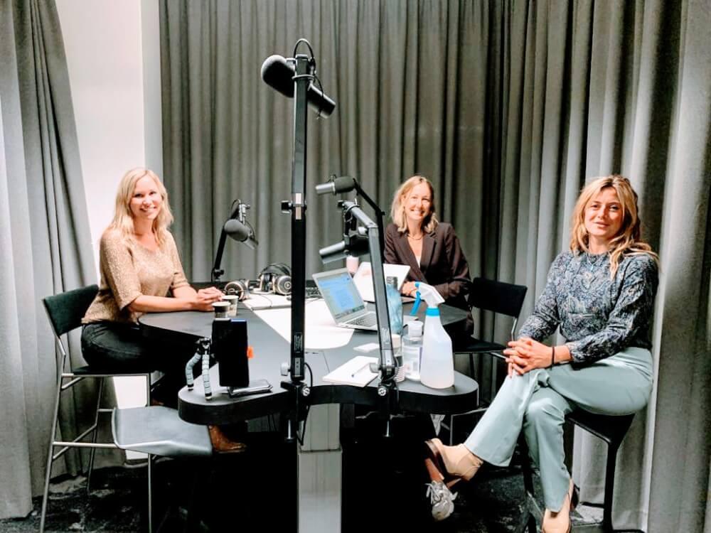 Nieuwe podcast: over Reiki, energie en intuïtie