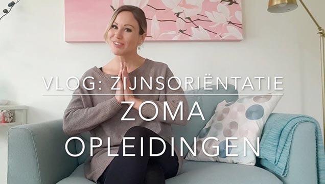 Holistische Therapeut opleiding vlog Zijnsoriëntatie als uitgangspunt