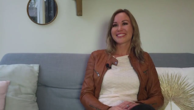 Kristel van Lieshout interviewt Marjolein!