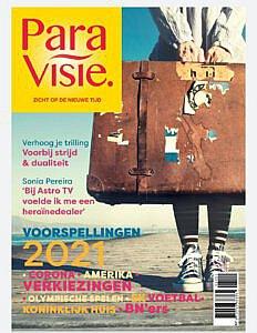 Paravisie Magazine - Marjolein Berendsen