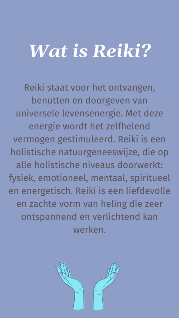 Wat is Reiki