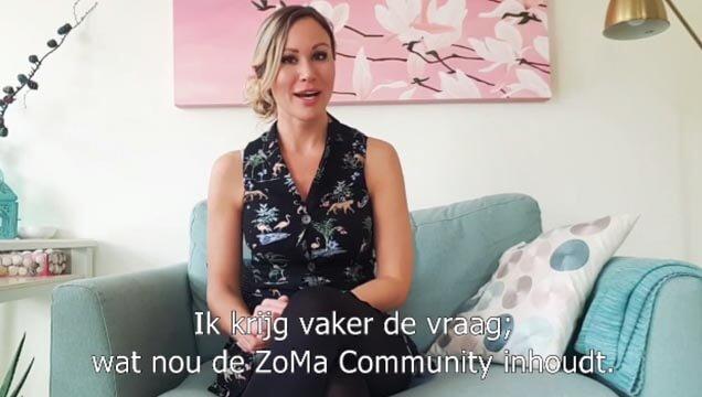 Wat kan de ZoMa Community voor mij betekenen?