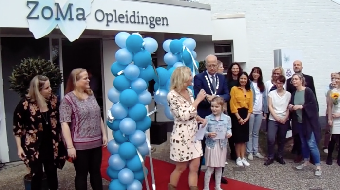 Opening nieuw pand Sonnedach 1