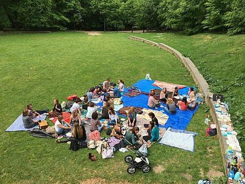 Reiki picknick 2016