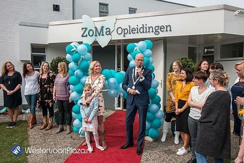 ZoMa opening holistisch centrum