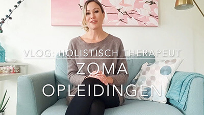 Vlog holistisch therapeut